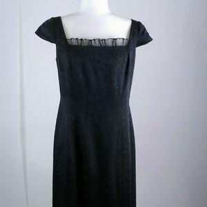 Liz Clairborn  beautiful cocktail dress size 8